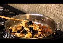 Cooking Videos / Easy step-by-step videos from alive!