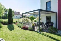 Sonnenschutz für Freisitz+Garten