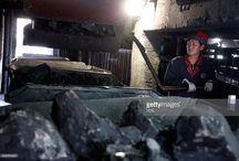 Coal Mines Aesthetics China