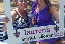 Karen bridal shower