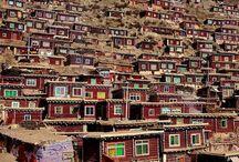 Tibet & Dharma Places