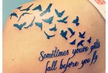 Tattoos / by Katie Sambito