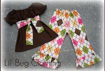 Childrens' clothes / Kinderklere
