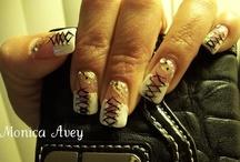 Fingernail Art / by Debbie Johnson