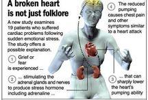 Dealing with a broken heart