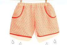 Sewing Patterns - Shorts