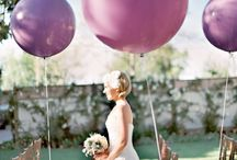 II BALLOON ACCENTED WEDDING II