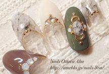 girls pic nail