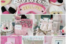 Milena 6th bday party ideas / by Lara Garrett