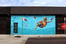 World of Urban Art : LEZA ONE