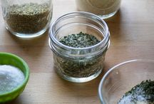 Condiment recipes to try / by Sabrina Meichtry