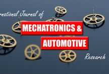 International Journal of Mechatronics and Automotive Research