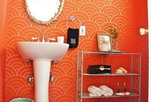 Powder Room-Half Bath