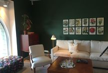 A Upper floor lounge