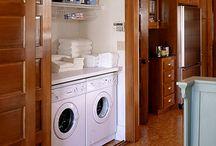 Cozinhas e lavanderias