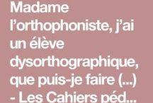 orthophonistes