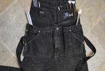 grembiuli jeans