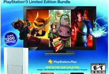 Classic White PS3 Instant Game Collection Bundle