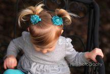 Kislány frizurák