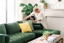 living room sofa style