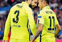 Neymar i Gerard Pique