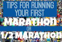 Marathon Training / by Toni Church