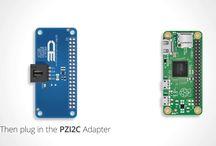 Raspberry Pi Zero Peripherals