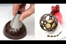 Decorações Chocolate