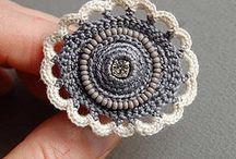 Horgolt gyűrűk/Crochet  rings