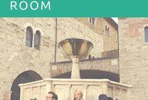 Stefano Preda e Tasselli Cashmere / Celebriamo l'antico borgo di Bevagna attraverso gli scatti di Stefano Preda e la Tasselli Cashmere, una tra le più importanti aziende produttrici di cashmere dell'Umbria