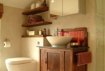 Commission Project - Bathroom Cabinet