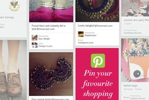 Limeroad - Favourite Shopping Discovery / Limeroad - Favourite Shopping Discovery All you need to do is 'Pin Your Favorite Shopping Discovery' (Click and Share with us a Picture of something that you have purchased recently.) and mention @limeroad.com with your comment on it. The best pin will win Rs. 2,000 shopping credits.