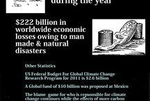 Infographics: Climate Change, Energy