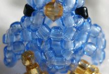 Bead Addiction Online Beaded  Animals / Patterns and ideas for seed bead animals, creatures and bugs