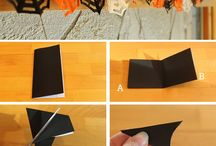 Origami halloween ideas