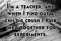 TeachingFun / Cool quotes, pictures about the teaching thing
