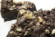 Drunken Brownie / #Delicious & Chocolaty #Brownie's with a #DrunkenCream Twist