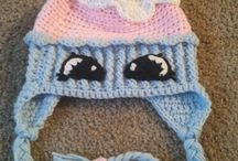 crochet gorras