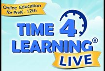 Time4Learning Homeschooling Webinars