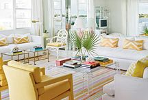 Our Happiest Rooms Ever! / The spaces that put the biggest smiles on our editors' faces. :-)  / by Coastal Living