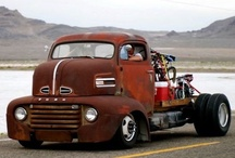 Cars, Trucks and Bikes / by Larry Rogers