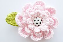 ★ CROCHET ★ Flowers / by Nienke