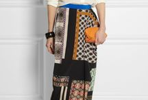 Maxi skirt / by Laura Veevers