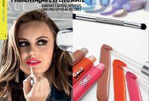 Novidades / Últimos lançamentos em maquiagens