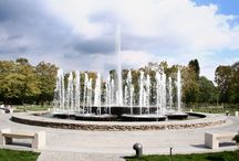 Magic Water Project, The Flower of Life water fountain designed by Oana Gyarmath- Sculptor
