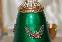 Bottiglie di profumo - Perfume bottle