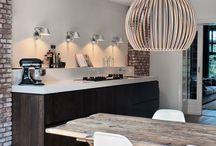 Industrial Kitchen & Dining Room (my wishlist)