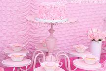 Pretty in pink, Aaliya turns 5!! / by Desiree Franco
