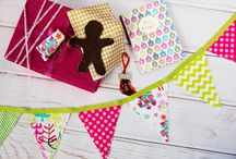 DIY Christmas Sewing / Christmas DIY, sewing, crafts, and inspiration.