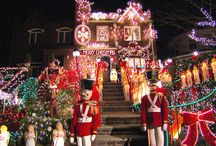 Holidays: Christmas Houses / by Mary Langman